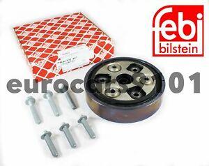 Volkswagen Golf Alltrack Febi Rear Drive Shaft Flex Joint 104553 5Q0521307