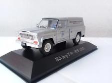 Coche IKA Jeep T 80  - YPF  (1967) - Autos Inolvidables Argentinos (Escala 1/43)