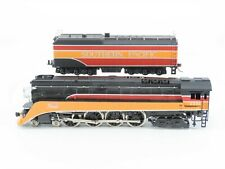 """HO Scale Lionel SP Southern Pacific """"Daylight"""" 4-8-4 Steam #4454 w/ Tender"""