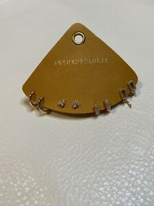 Anthropologie Tallulah Sparkle Earring Set In Gold $58