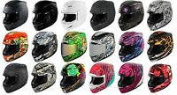 Icon Airmada Full Face Motorcycle Street Helmet - Free exchanges & returns