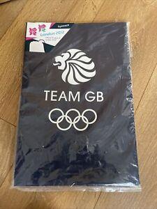 Official Summer Olympics Team GB Olympic Memorabilia Gymsack London 2012