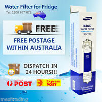 1 x ORIGINAL WSF-100 Samsung External Magic Water Fridge Filter
