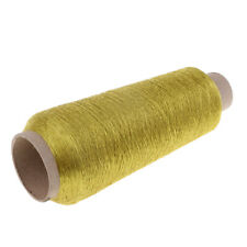 300D Nylon Whipping Wrapping Thread Line for Fishing Rod Rings Guides Yellow
