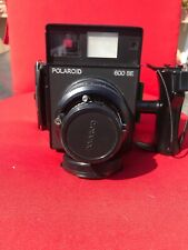 *UNUSED* Polaroid 600SE Medium Format Camera w/ Mamiya 127mm F/4.7 From JAPAN.