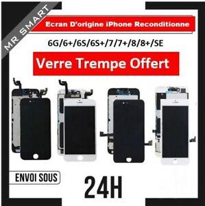 ECRAN LCD ORIGINAL RECONDITIONNE IPHONE 5 6 6S 7 8 Plus XR X XS MAX 11 PRO MAX