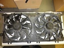 1997-2005 Buick Park Avenue dual radiator engine cooling fans