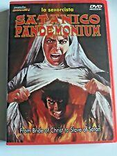 SATANICO PANDEMONIUM - NUNSPLOITATION HORROR MONDO MACABRO DVD