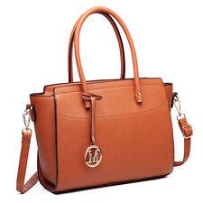 Damen Klassische Handtasche Winged Schultertasche Groß Umhängetasche Taschen