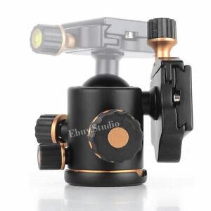 Ball Heads Arca Swiss Plate For Camera DSLR Tripod Monopod Manfrotto Benro Canon