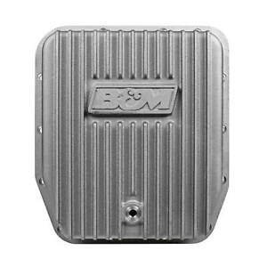 B&M Hi-Tek Deep Trans Pan for AOD/E & 4R70W Transmissions - 40291