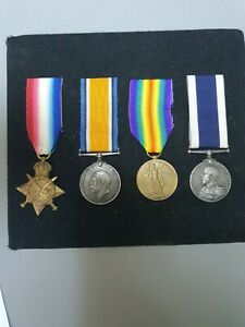 Group Of Naval Medals