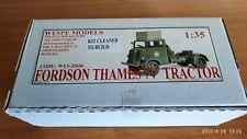 1/35 WESPE MODELS FORDSON THAMES 7V RESIN KIT TRUCK