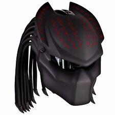 Predator Wolf 04 custom motorcycle helmet DOT