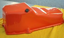 SBC Orange 350 283 400 Oil Pan SB Small Block Chevy