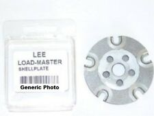 Lee Load Master Shell plate #10L for 220 Swift, 6.5 Japanese, etc. part# 90916