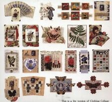 Clothing Collage - 60 Printable Images-Paper/Fabric-CD