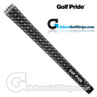 Golf Pride Z-Grip Midsize Full Cord Grips - Black / White x 3