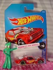 2016 i Hot Wheels NIGHT SHIFTER #10✰Red;yellow oh5;pr5✰RACE TEAM✰Case Q/2017 A