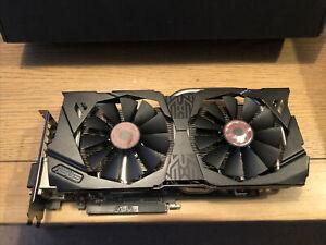 ASUS Strix GeForce GTX 970 4GB Graphic Card Excellent Condition in Original Box