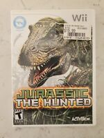 Jurassic: The Hunted (Nintendo Wii, 2009)!! Tested Free Shipping