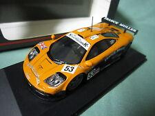 DV5086 MINICHAMPS McLAREN F1 GTR #53 FRANCK MULLER LE MANS 1996 530164353 1/43