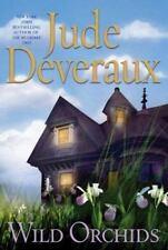 WILD ORCHIDS Jude Deveraux 2003 Hardcover