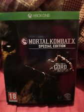 Mortal Kombat X Xbox One Limited Steelbook Special Edition