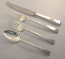 Craftsman-Towle 4 PC Sterling Place Setting(s) French Blade