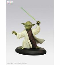 Star Wars Yoda 3 Attakus Elite Collection NEW Mini Statue
