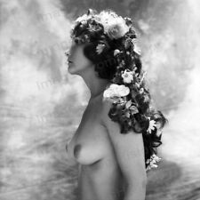 8x10 Print Linda Lovelace Profile Portrait Nude Risque #LLMG