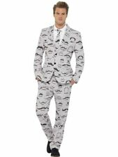 Polyester Suit Unisex Costumes