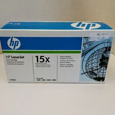 HP LaserJet C7115X Black 15x - EXPIRED
