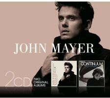 John Mayer - Continuum/Battle Studies [New CD] Holland - Import
