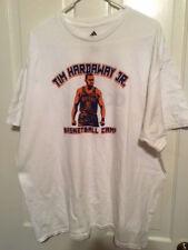 New York Knicks Tim Hardaway Jr. Basketball Camp Size Xl Adidas T-Shirt
