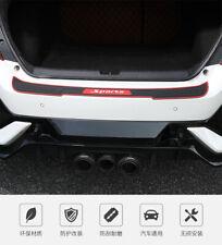 For Mitsubishi ASX Accessories Sill Scuff Plate Rear Bumper Protector 90*7.2CM