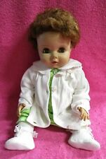 Vintage American Character Toodles Baby Doll Flirty Eyes