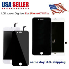 iPhone 6 6s 6 Plus 7 8 LCD Complete Touch Screen Replacement Digitizer + Button