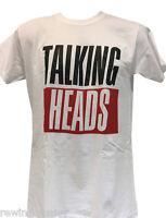 MENS TALKING HEADS DAVID BYRNE T SHIRT