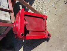 Mccormick Farmall F14 Ih Tractor Working Radiator Assembly