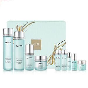OHUI Miracle Aqua Skin care Special Set -Combination & Oily Skin Korean Cosmetic