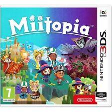 Nintendo 3ds Miitopia Game 2ds