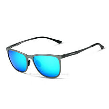 Retro Aluminum HD Mens Polarized Sunglasses Uv400 Driving Sun Glasses  Eyewear Blue 8cf1058ad9