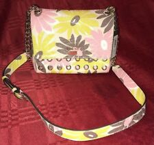 GUESS JORDYN CROSSBODY FLAP FLORAL PURSE HANDBAG NWT $88 MSRP