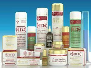 HT26 PARIS lotions / Serums / creams / soaps / shower gels / scrubs /