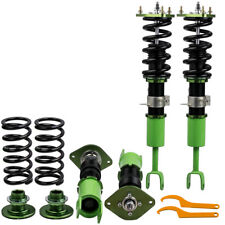 Performance Coilovers for Nissan Fairlady Z 350Z Z33 2003 -2007 Green