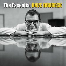 DAVE BRUBECK **The Essential Dave Brubeck **BRAND NEW DOUBLE RECORD LP VINYL