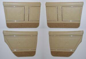 High Quality Original Replication of Holden HG Premier Door Trim Panel