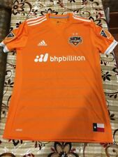 Adidas Houston Dynamo Authentic 2017 Home Jersey AY5980 Men's Size (L) $120