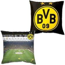 BVB-Kissen Südtribüne (40x40cm) Borussia Dortmund